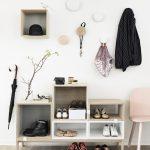 simple Scandinavian foyer ideas