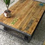 easy DIY farmhouse coffee table ideas