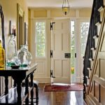new farmhouse foyer ideas