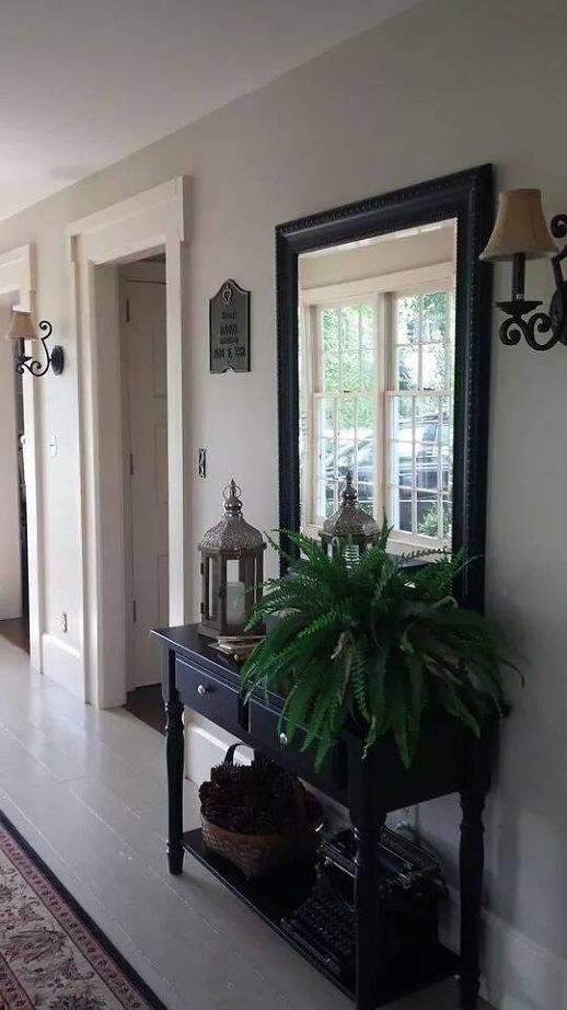 nice farmhouse foyer ideas