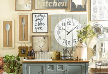 modern farmhouse wall decor ideas