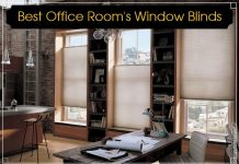 Best window blinds for Office rooms