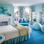 aqua bedroom ideas pinteest