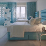 best aqua bedroom ideas