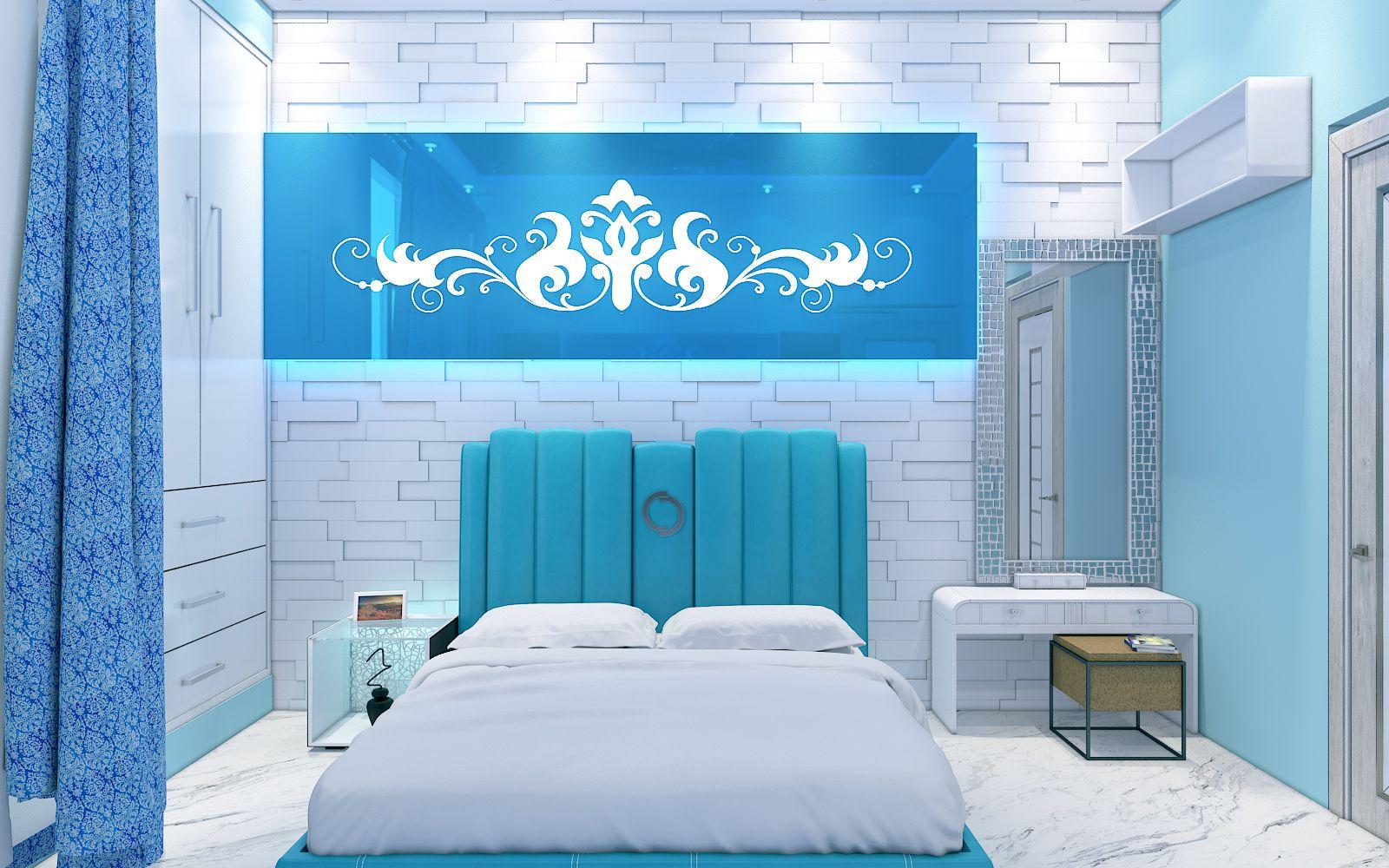 20 aqua bedroom ideas 2018 decor or design. Black Bedroom Furniture Sets. Home Design Ideas