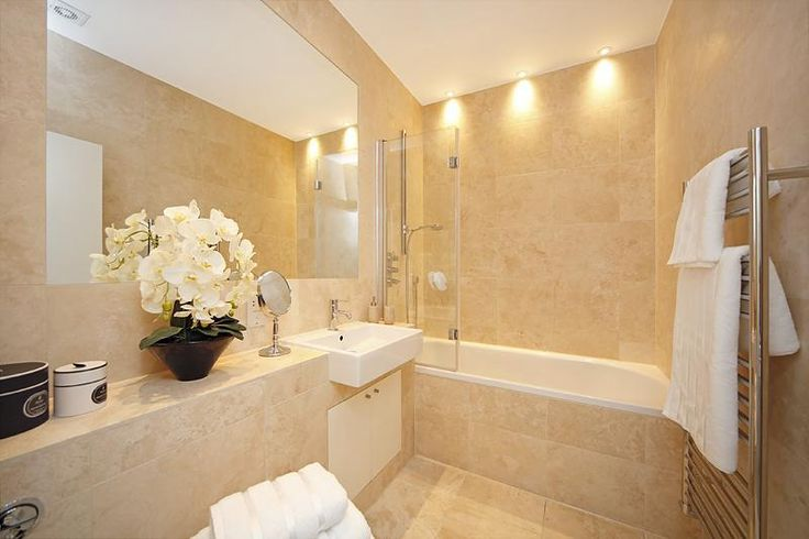 25+ Cool Beige Bathroom Ideas | Decor Or Design