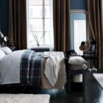 blue and brown bedrooms pinterest