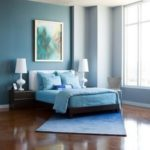 nice blue and brown bedrooms