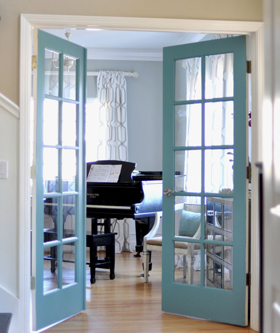unique french doors