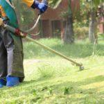 grass cutting tips