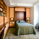 new master bedrooms with built-in desk
