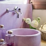 new lavender bathroom ideas