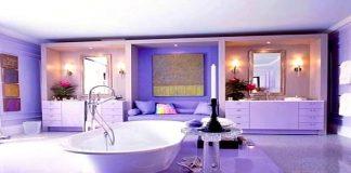 best lavender bathroom ideas