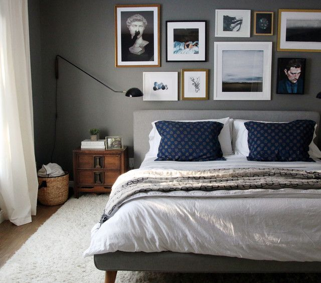 The Best Men's Bedroom Wall Decor Ideas