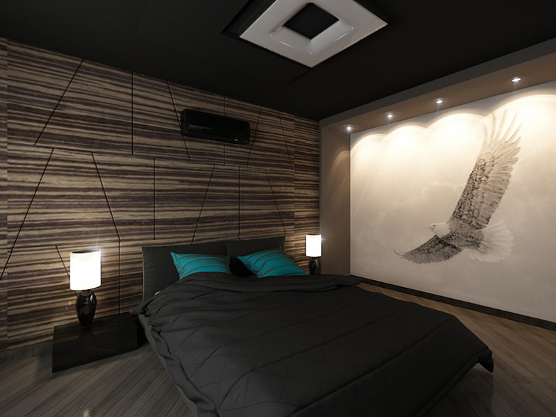 The Best Men's Bedroom Wall Decor Ideas | Decor Or Design