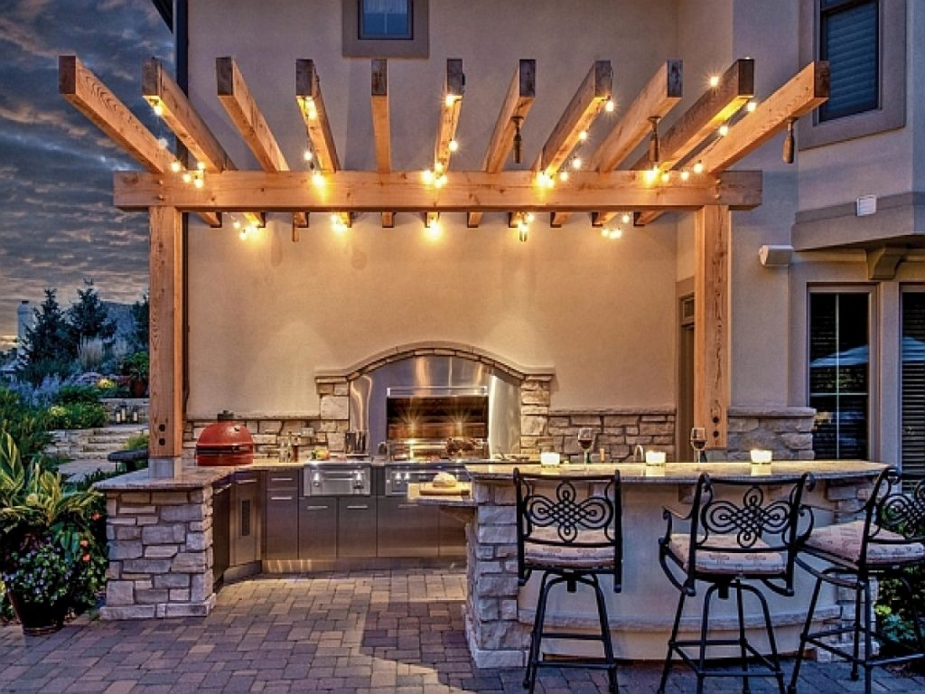 best patio lighting ideas