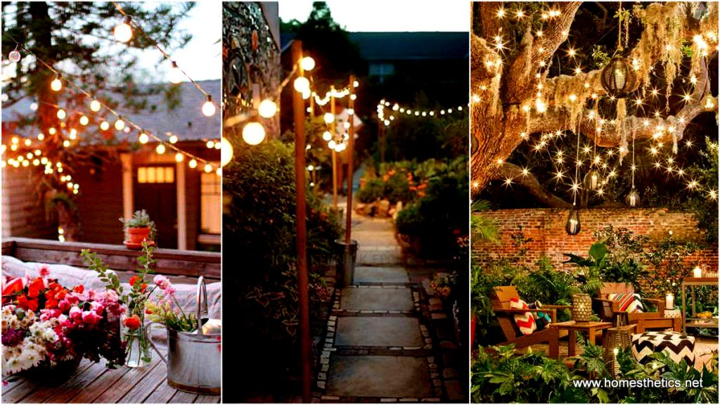 patio lighting ideas pinterest