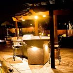 simple patio lighting ideas